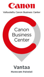 Canon Business Center Vantaa